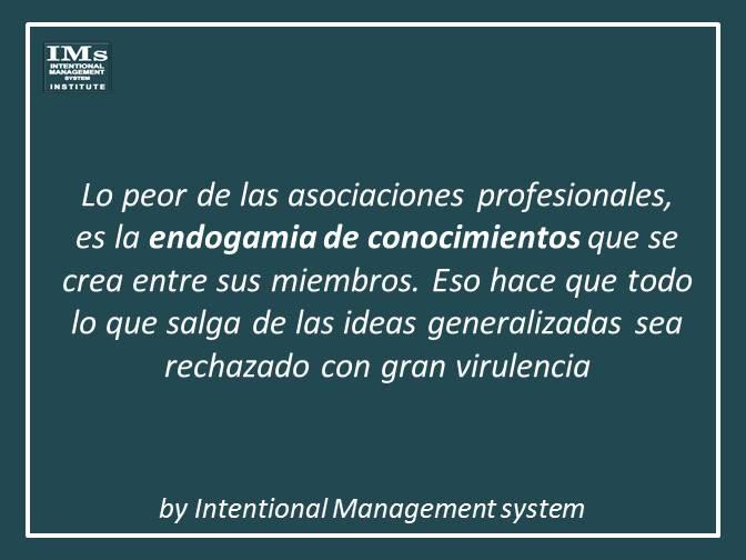 Las asociaciones profesionales