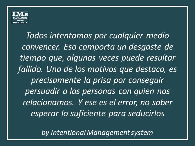 La gestión de la comunicación